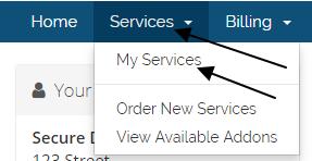 Cancel service